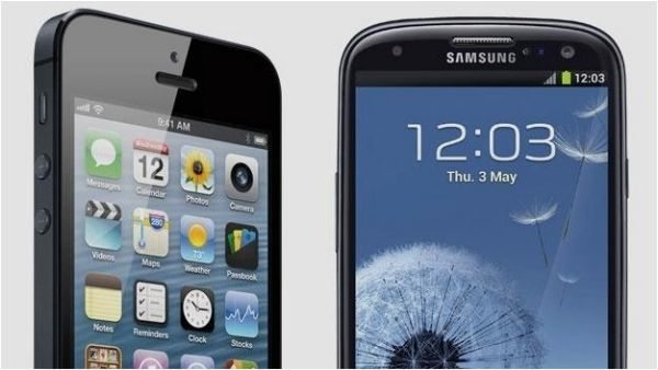 Apple Beats Samsung in US Smartphone Market Share with 34 percent