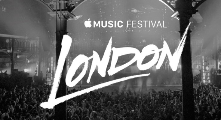 Apple Music Festival 2015 tickets info, lineup, and updates