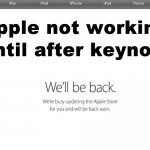 Apple-Store-not-working-until-after-keynote