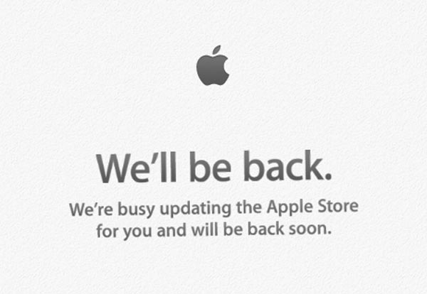 Apple-Store-offline-today