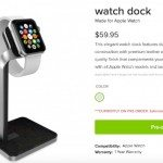 Apple Watch Dock Mophie