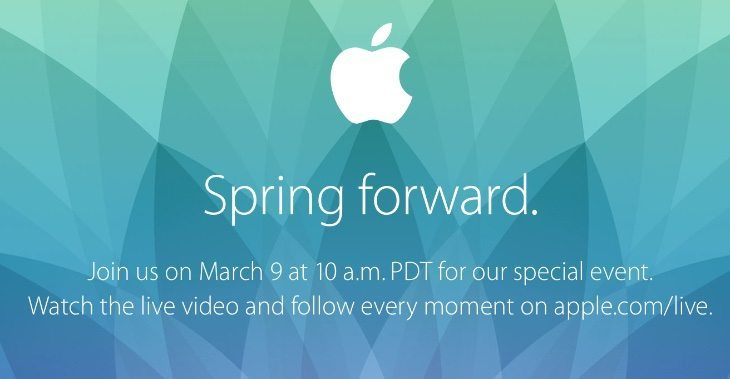 Apple Watch Event world times and live stream details