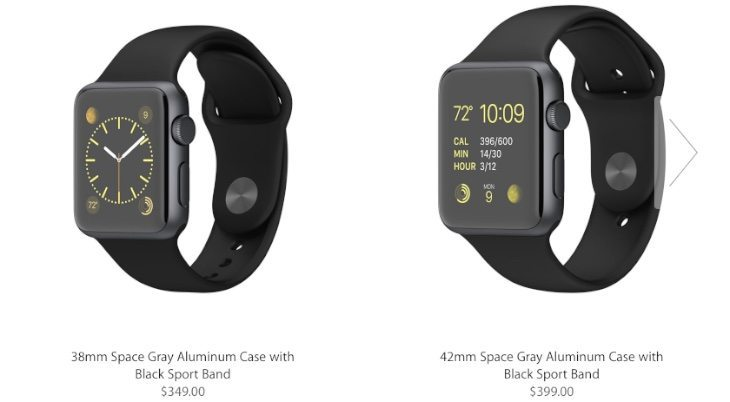 Apple Watch model advice b