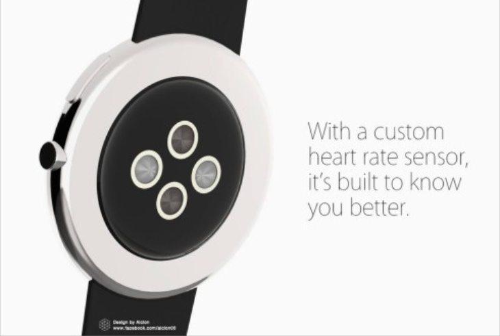 Apple Watch round design c