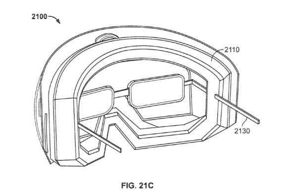 Apple absurd Goggles not Google Glass alternative pic 1