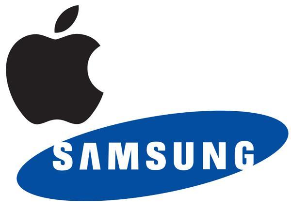Apple and smaung ipad mini 2