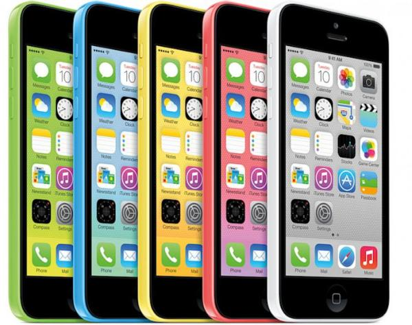 Apple iPhone 5C pre-orders disappointing
