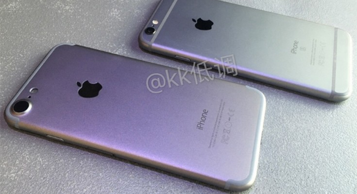 Apple iPhone 7 vs iPhone 6S Side-by-Side Video Leaked to Weibo