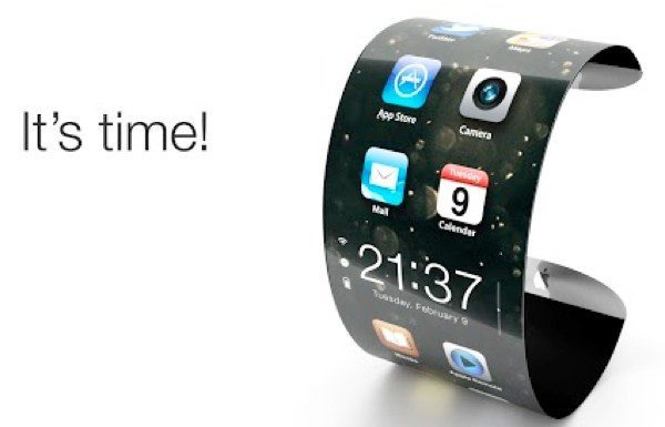 Apple iWatch vs iPhone 6 for curved display