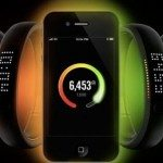 Apple iWatch with possible Nike FuelBand goodness