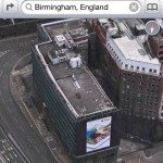 Apple using ad banners within 3D maps