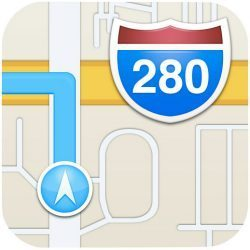 Apple changing world geography to conform with Maps: video