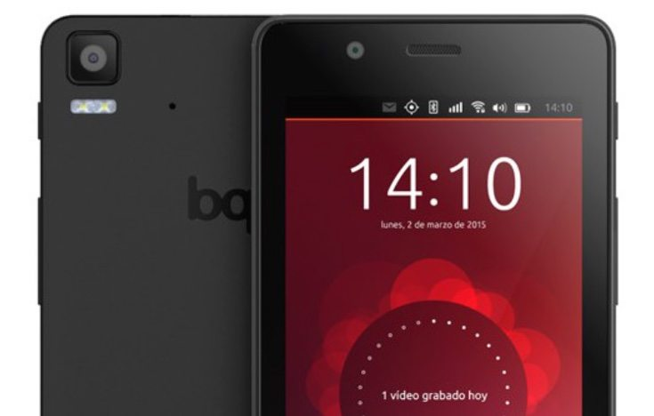 Aquaris E5 HD, E4.5 Ubuntu Editions India launch b
