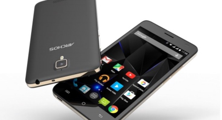 Archos 50d Oxygen heading for May release
