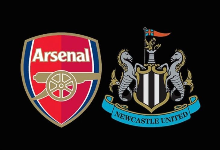 Arsenal live score updates vs Newcastle via Android, iOS app