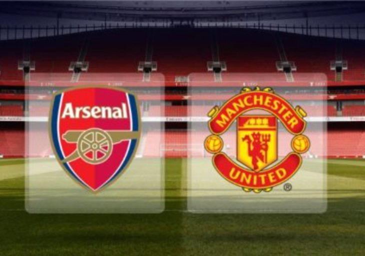 Arsenal vs Man Utd predicted lineups with 90mins