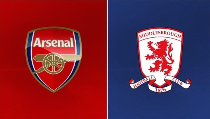 Arsenal vs Middlesbrough live news
