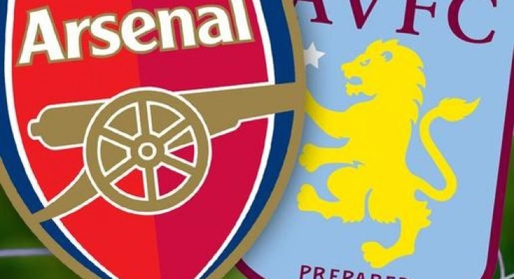 Arsenal vs Villa FA Cup