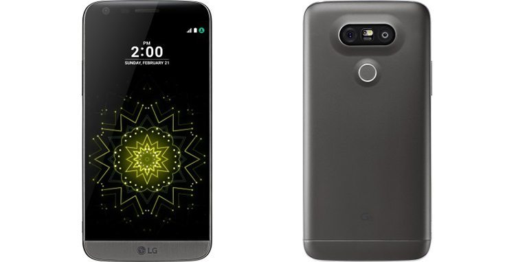 LG G5 to be Launched in India on June 1st