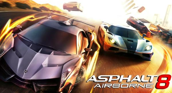 Asphalt 8 Airborne Android and iOS release to come soon