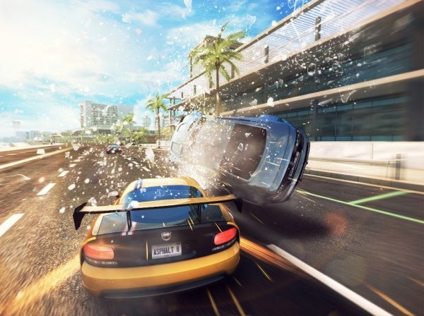 Asphalt 8- Airborne Android release quietly revealed 2