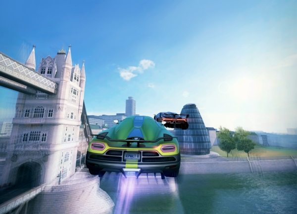 Asphalt 8- Airborne Android release quietly revealed 3