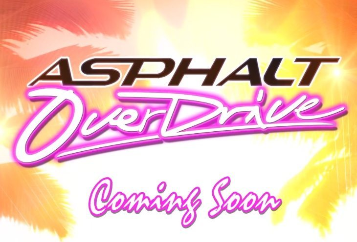 Asphalt Overdrive release for Android, iOS, WP Sept 25