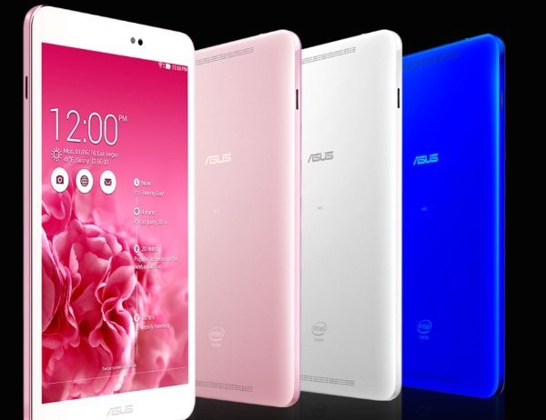 Asus Fonepad 8, MeMO Pad 7 and 8 now official