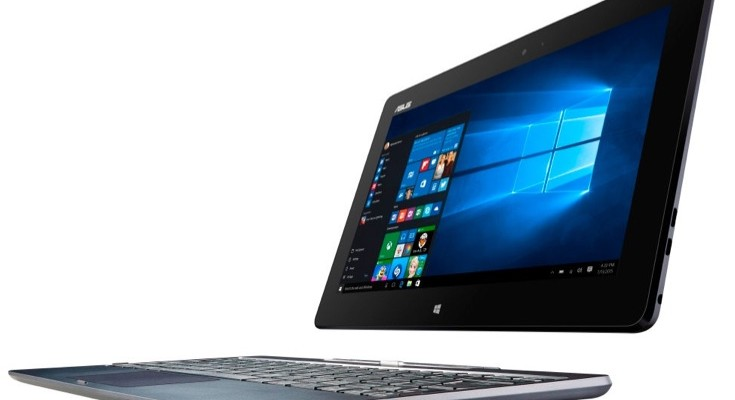 Asus Transformer Book T100HA tablet hybrid launches in India