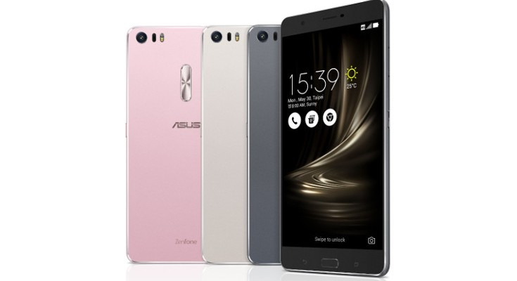 Asus Zenfone 3 Ultra is official with a 6.8-inch display