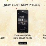 Asus Zenfone 5 and 4 price drops