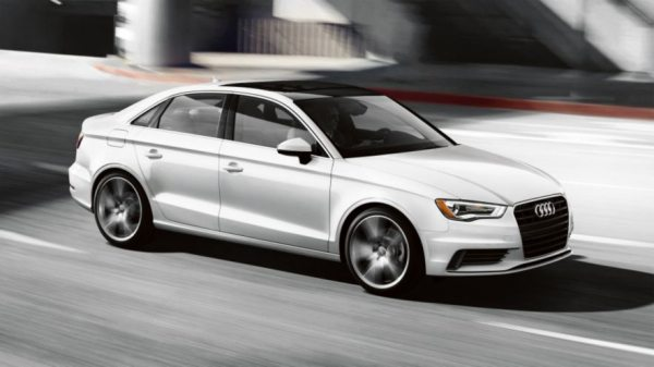 Audi 2015 A3 sedan with AT&T LTE integration pic 2