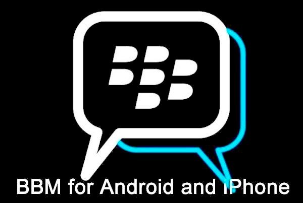 BBM Android, iOS shows BlackBerry popularity