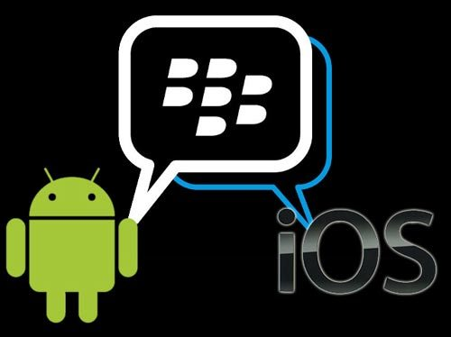 BBM for iPhone and Android in numerous battles
