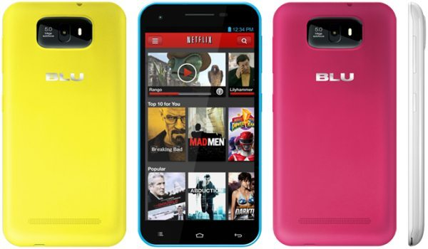 BLU Studio 5.5 smartphone specs, price just perfect pic 1
