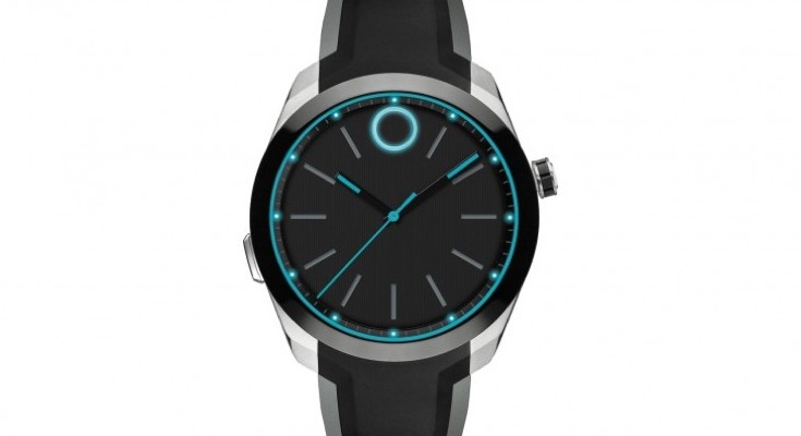 BOLD Motion smartwatch by HP and Movado