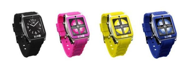 BURG to Launch New SmartWatch at the Ideal Home Show