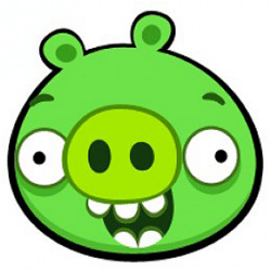 Bad Piggies Snort at the Competition