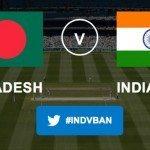 Bangladesh vs India CWC