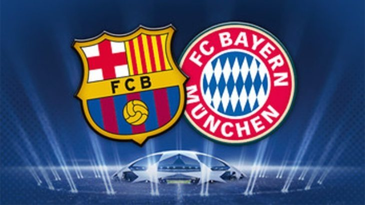 Barcelona vs Bayern Munich team news, livescores