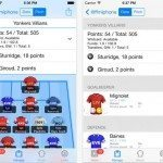 Barclays Premier League fantasy football app for iPhone, iPad