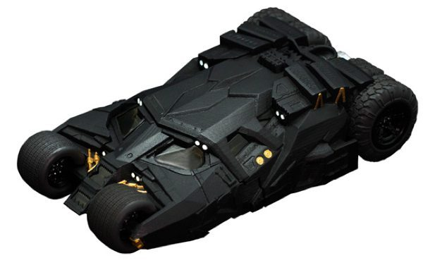 Batman Tumbler iPhone Case like Dark Knight Batmobile
