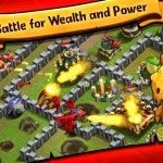 Battle Dragons app shows off Nexus 7 2 graphics