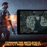Battlefield 4 Tablet Commander app selects different servers