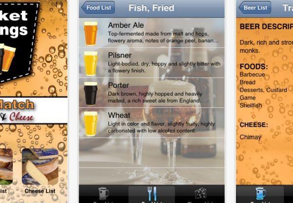 Beer Match iOS App