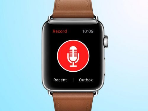 Best Apple Watch Apps - Just Press Record