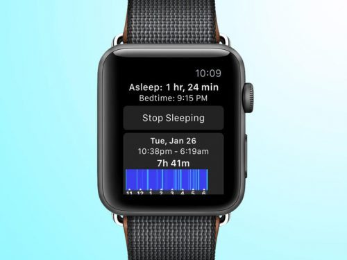 Apple Watch Aps - Sleep++