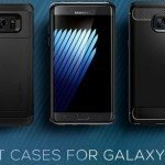 Best Cases for Galaxy Note7 Announced by Spigen