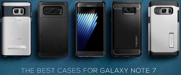 Best Cases for Galaxy Note7