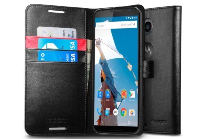 Best Nexus 6 Spigen cases b